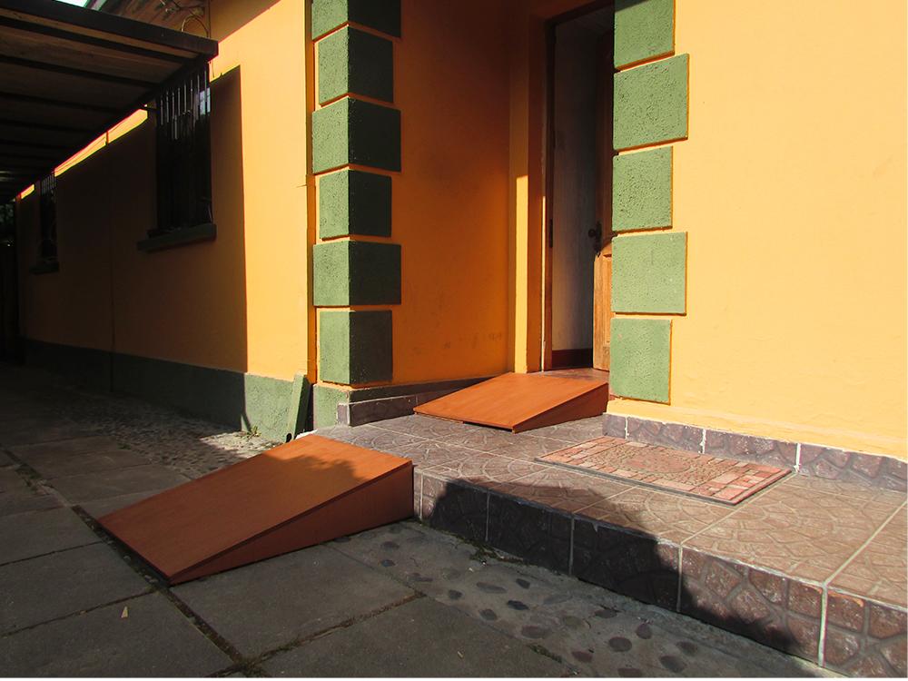 Rampas Casa de Reposo en Macul