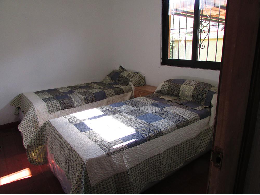 Piezas dobles Casa de Reposo en Macul
