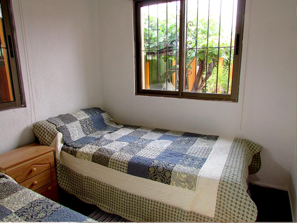 Interior Casa de Reposo en Macul